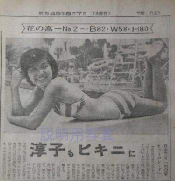 スポーツニッポン(1974年の16才...